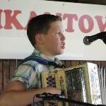 S srečanja muzikantov v Dolgi Gori
