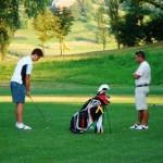 Odprli vadbišče za golf pod Jelšingradom
