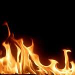 Dimniški požar na Kristan vrhu