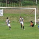 Nogomet: Brez golov v lokalnem derbiju (video), Mons Claudius znova topovska hrana za nasprotnike