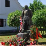Obisk Kumrovca ob dnevu mladosti (foto in video)