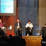 V Šentjurju na javni tribuni predsedniki pomladnih strank (video)