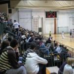 Košarka: Poraz v Šenčurju zapleta slatinsko pot k prvi A-ligi