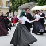 Dobrote Obsotelja in Kozjanskega popestrile jesenski dan (foto)