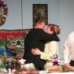 Sv. Štefanski svatje obiskali tudi Šmarje pri Jelšah (foto)