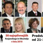 Predstavitve najvplivnejših KiO 2010: Od 21. do 30. mesta