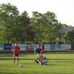 Nogomet: Šentjur (video) in Šmarje s pomembnima zmagama, Rogaška s točko, nov poraz monsev