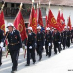 Novo vozilo za uspešno nadaljevanje 60-letne tradicije gasilstva na Kristan Vrhu (foto in video)