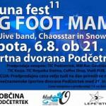 Big Foot Mama na Struna Festu 2011 – podarjamo vstopnice!