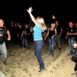 Moto zbor v Lembergu: motorji, Jagoda in rock'n'roll (foto)