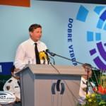 Otvoritev 44. MOS v znamenju pozivov po krepitvi slovenske konkurenčnosti (foto in video)