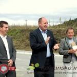 Začela se je zaključna faza za ureditev poslovne cone Mestinje Bohor (foto in video)