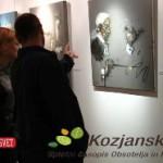 Umetnine s pridihom Zibike in Tinskega tudi letos razstavljene v KD Šmarje pri Jelšah (foto)
