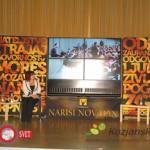Družabni večer  v dvorani kultrnega centra v Rogaški Slatini: Nariši nov dan (foto)
