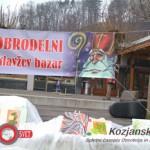 Sedmi dobrodelni Mikalvžev bazar v Rogaški Slatini namenjen otrokom iz socialno šibkih družin