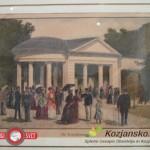 Odprtje razstave grafik v Anini galeriji (foto, video)