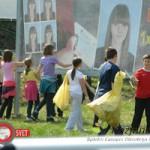 Več kot 600 prostovoljcev čistilo Rogaško Slatino (video)
