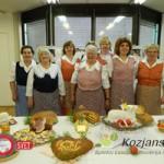 Kulinarična razstava Društva Gaja v Rogaški Slatini (foto, video)