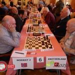 Začelo se je evropsko šahovsko veteransko ekipno prvenstvo v Rogaški Slatini