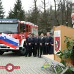 PGD Rogatec dobil novo vozilo, Gasilska zveza Šmarje pri Jelšah predstavila delo v letu 2011 (foto, video)
