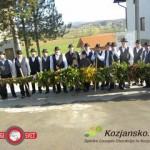 Cvetna nedelja na Kozjanskem (foto, video)