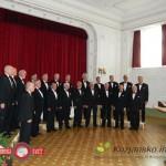 Moški pevski zbor Rogaška s koncertom pozdravil poletje (video)