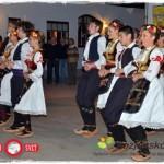 Folklorna skupina iz Srbije in FS Kozje navdušili v Vasi Lipa (foto in video)