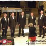 Celovečerni koncert vokalne skupine Osti jarej z gosti (foto, video)
