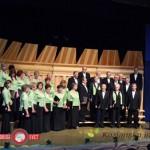 Cerkveni pevski zbor Sv. Križ z letnim koncertom počastil Marijin mesec maj (video)