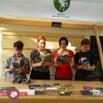 Deveti Festival Pranger zaznamovala norveška poezija (foto, video)