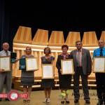 Ob prazniku Občine Rogaška Slatina podelili občinska priznanja in predstavili dosežke (video)