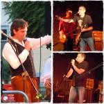 Poletje z Ano v Rogaški Slatini: večer rock glasbe (foto, video)