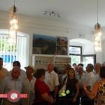 Odprtje prenovljenega TIC-a in mednarodne slikarske razstave v Rogaški Slatini (video)