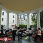 Mesec klasične glasbe v Rogaški Slatini – promenadni koncerti in recital (video)