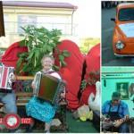 V Pristavi kmečka parada in gasilska veselica ob krajevnem prazniku (foto, video)