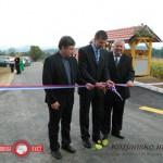 V Rogaški Slatini zaključili posodobitev lokalne ceste Prnek – Tekačevo (foto, video)
