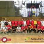 V Podčetrtku prijateljska nogometna tekma slovenskih in avstrijskih županov (foto, video)