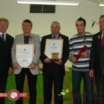Ob prazniku Občine Rogatec predstavili dosežke in zaslužnim podelili priznanja (video)