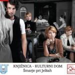 Gledališka sezona v KD Šmarje pri Jelšah: abonmajski program
