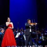 Napovedujemo: koncert Mance in Benjamina Izmajlova v Šentjurju in na Dobju pri Planini