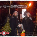 Nočni ogled dežele pravljic in domišljije: Koča pri čarovnici (foto)