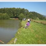 2. ribiško druženje na Hotunju ob Mastenovih ribnikih