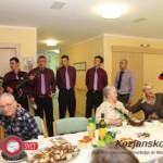 Srečanje ob dnevu starostnikov v Domu upokojencev Šmarje (video)