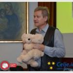 Predavanje Marka Juhanta o dotikih pri komunikaciji z otroki (video)