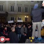 Obširna reportaža s protestov v Celju (foto, video)