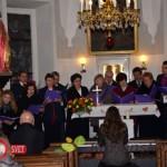 Božični koncert mešanega pevskega zbora Šentvid