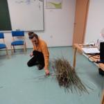 Naravna skrb za vrt in cepljenje dreves