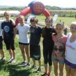 Dober ekipni izkupiček šentjurskih osmošolcev v krosu