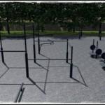 Mladi Slatinčani si želijo zunanjega fitnesa na atletski stezi