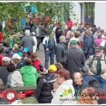 Invalidi Območnega društva Zgornjega Posotelja na Boču praznovali 45 let delovanja (foto, video)
